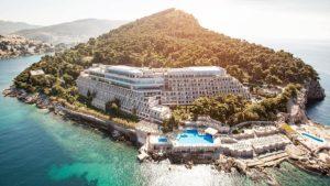 Dubrovnik Palace с высоты птичьего полета