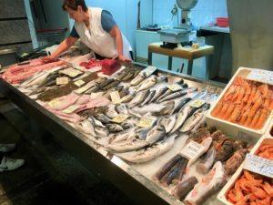 Рыбные рынки Хорватии