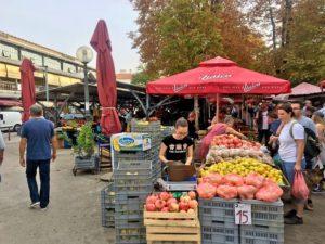 рынок в Хорватии