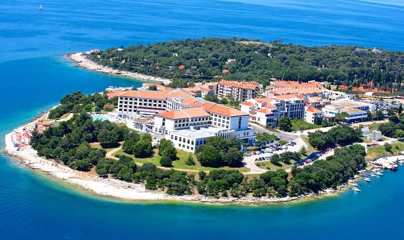 лучшие отели Пулы на берегу моря