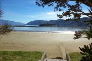 Райский пляж Лопар остров Раб