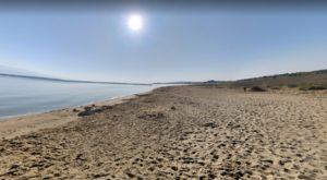 Пляж Сабунике в Хорватии