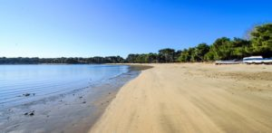 пляж Bijeca (Бижека), Медулин
