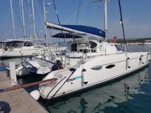 Аренда яхты или катамарана в Хорватии
