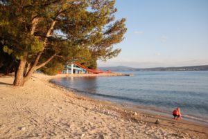 курорты Хорватии с песчаными пляжами