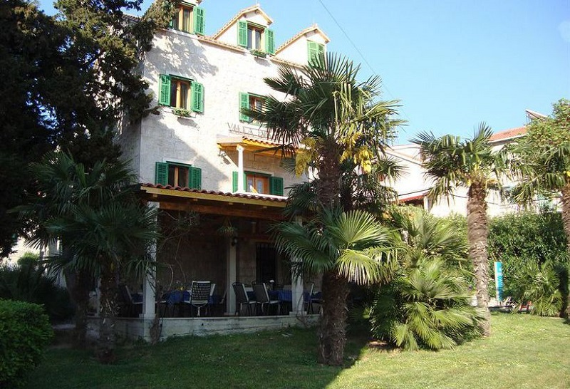 Hotel Villa Diana общий вид здания