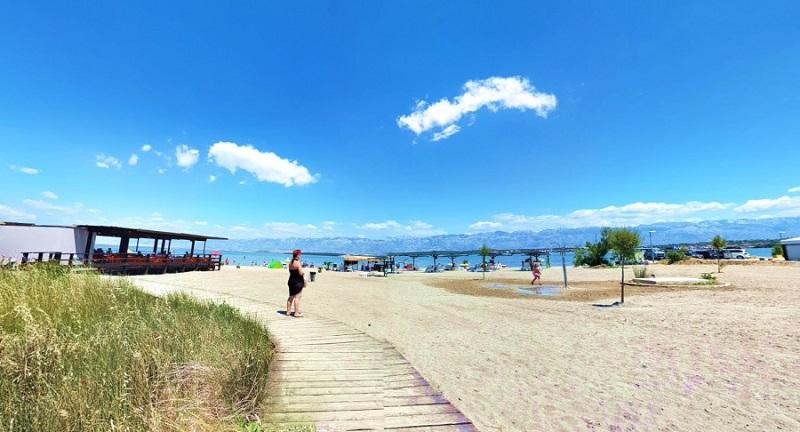 Пляж Sabunike Сабунике Хорватия