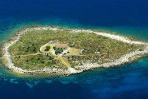остров в аренду в Хорватии
