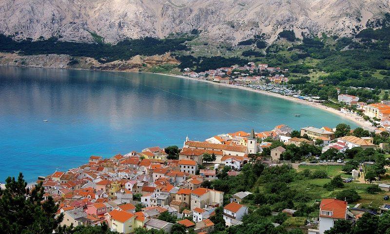 песчаные пляжи в Хорватии