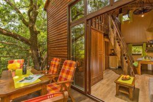 Дом на дереве в Хорватии Дубровник