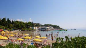 Пляж Бачвице Сплит