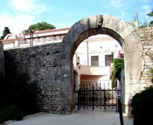 достопримечательности пулы фото и описание геркулесовы ворота