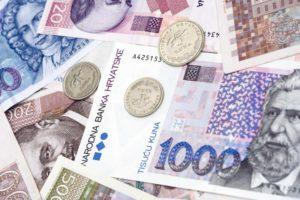 где лучше менять валюту в хорватии