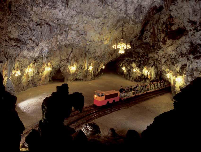 экскурсии из Хорватии в Словению