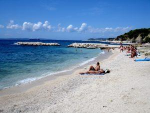 Жнян и Трестеник пляжи Сплита