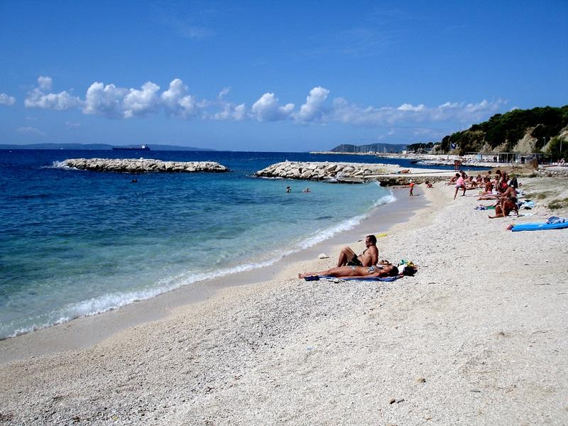 лучшие пляжи Сплита