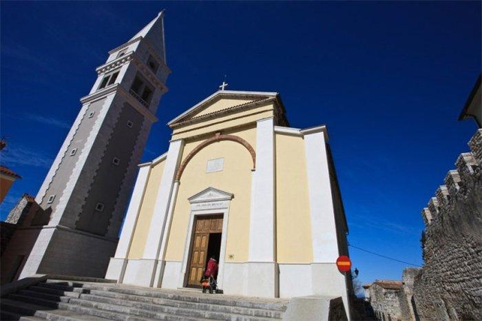 врсар достопримечательности церковь мартина