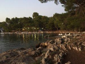 пляжи сплита в хорватии