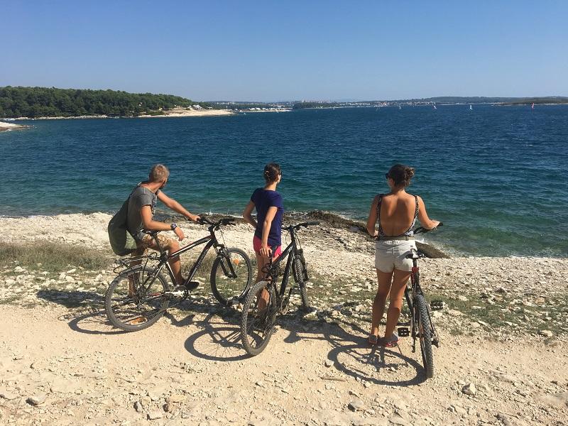 велосипеды в хорватии цены