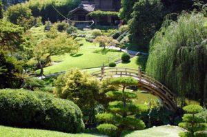 Ботанический сад в Загребе