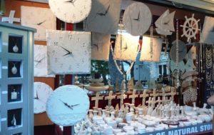 Сувениры из белого брачского камня в хорватии