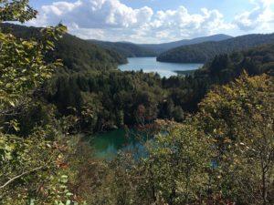 озера национального парка
