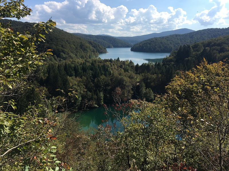озера национального парка плитвице