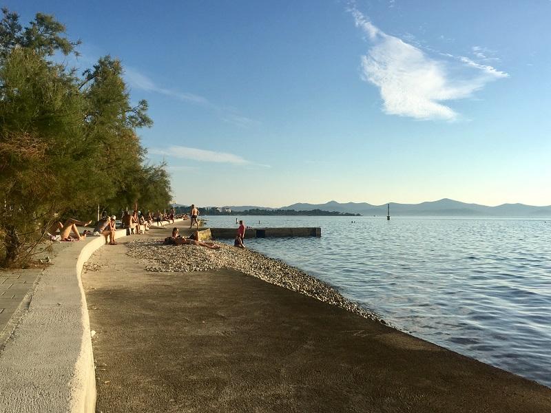 Пляж Дикло