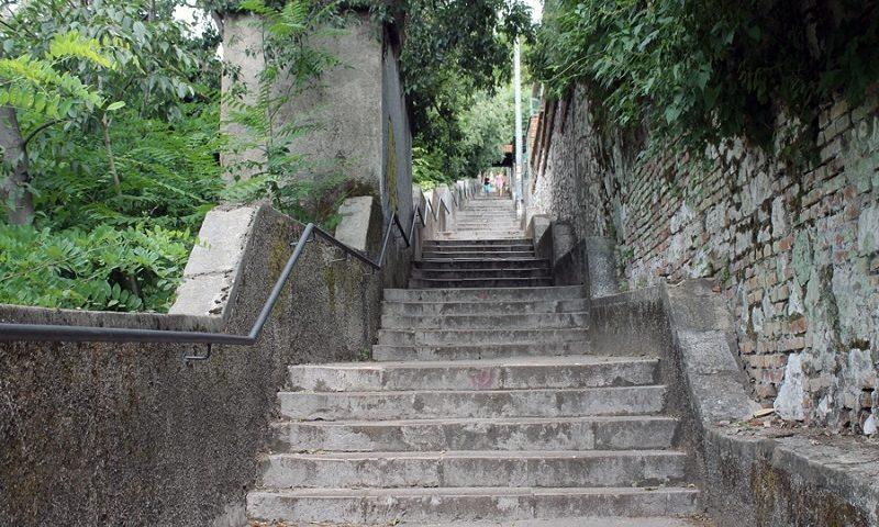 достопримечательности риеки лестница
