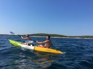 рафтинг и каякинг в хорватии