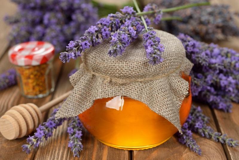 подарки из хорватии мед из лаванды