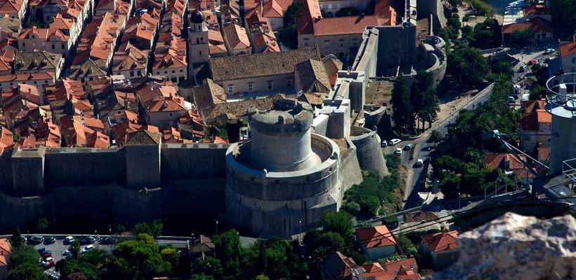 Башня Минчета в дубровнике дом бессмертных в игре престолов