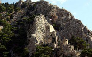 крепость мирабела в омише