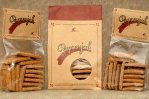 сувениры из хорватии Печенье папреняк