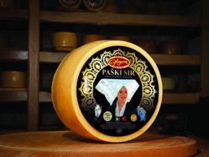 Национальная закуска хорватии пажский сыр