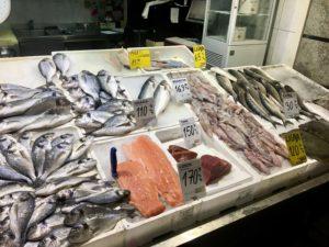 рыбный рынок в сплите