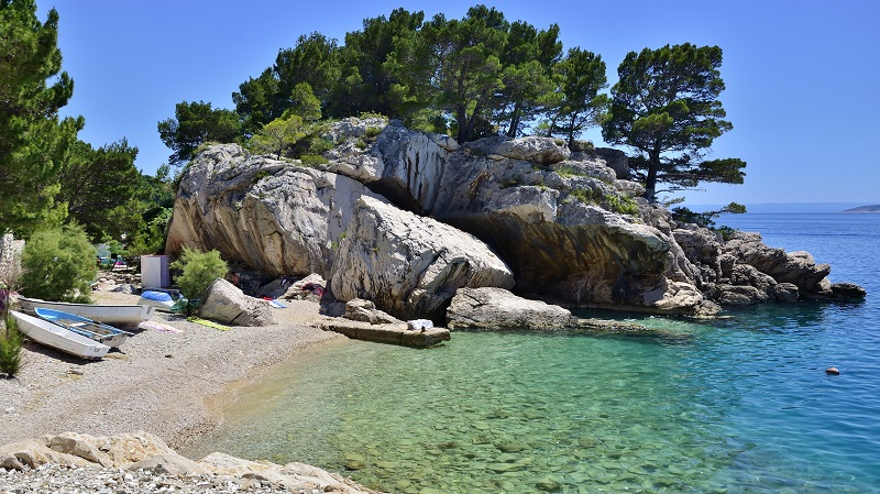 пляжи южной истрии