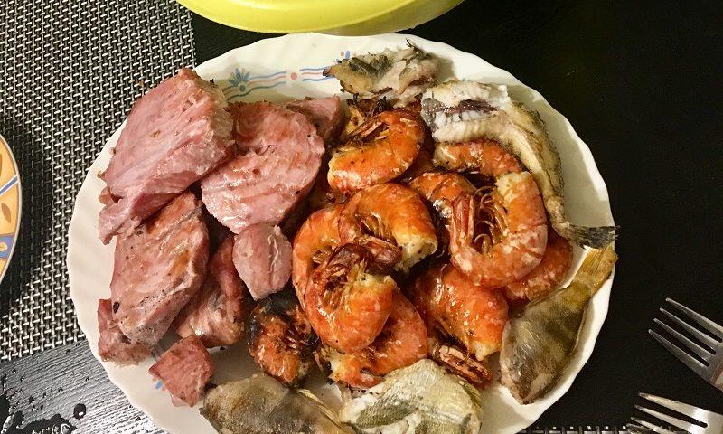 Простые рецепты из морепродуктов в Хорватии