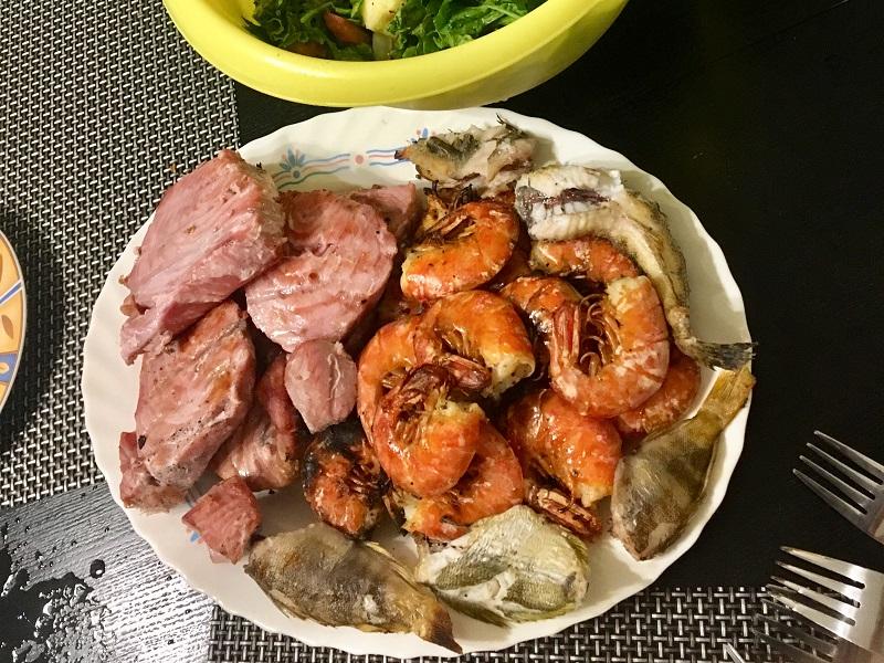 Простые рецепты из море продуктов в Хорватии