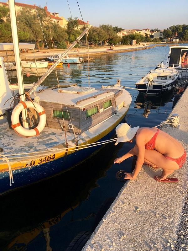 Рыбалка в Хорватии