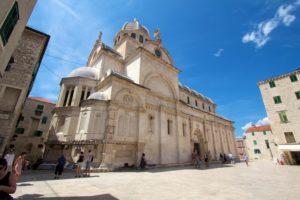 Шибеник достопримечательности кафедральный собор