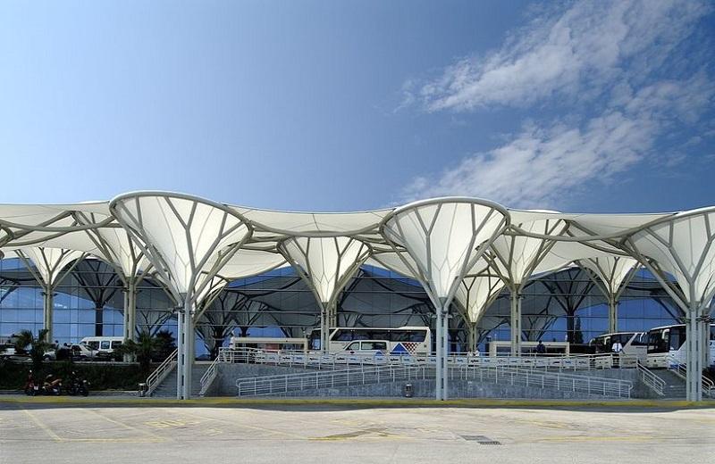 аренда авто в международном аэропорту Хорватии