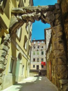 Старые ворота в Риеке