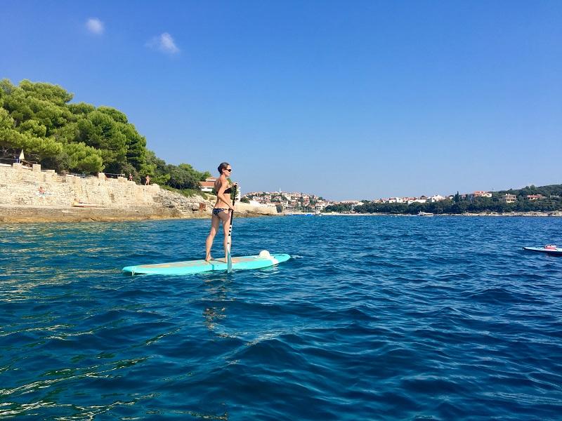 сапсерфинг виндсерфинг и кайтинг в хорватии