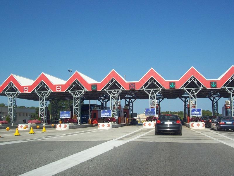 стоимость платных дорог хорватии