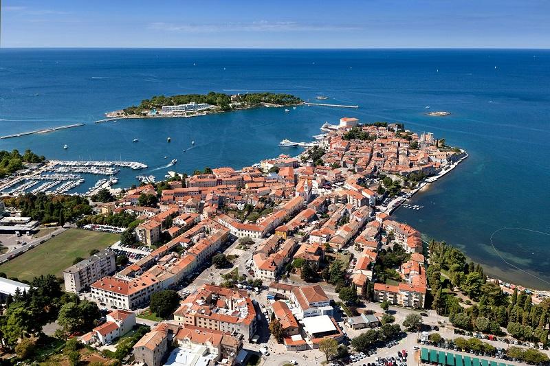 пореч старый город остров святого николая