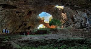 Пещера Вела Спила что посмотреть в корчуле