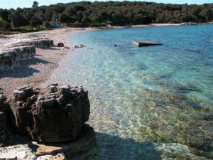 Пляжи Пулы в Хорватии