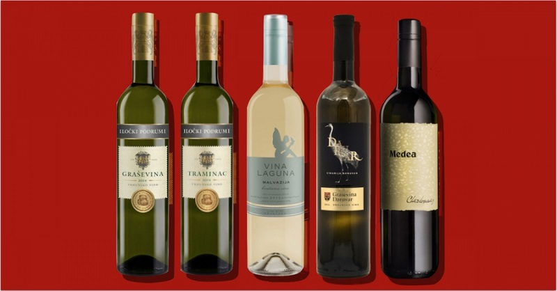 главные и лучшие вина хорватии
