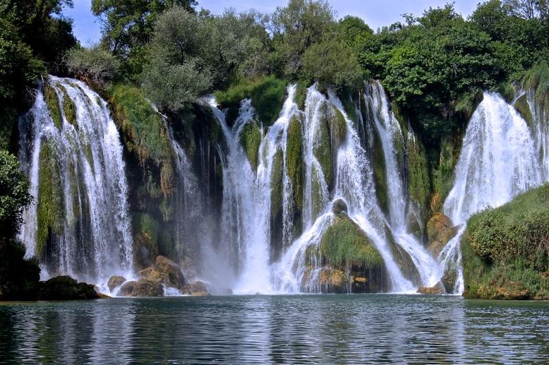 экскурсия на водопад в боснию